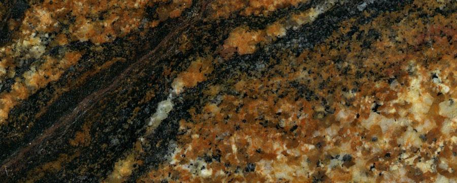 Granit-magma-gold