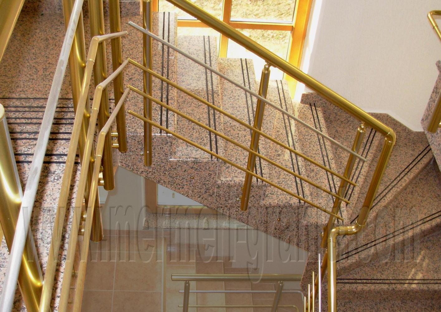 Stepenice od mermera i granita 01