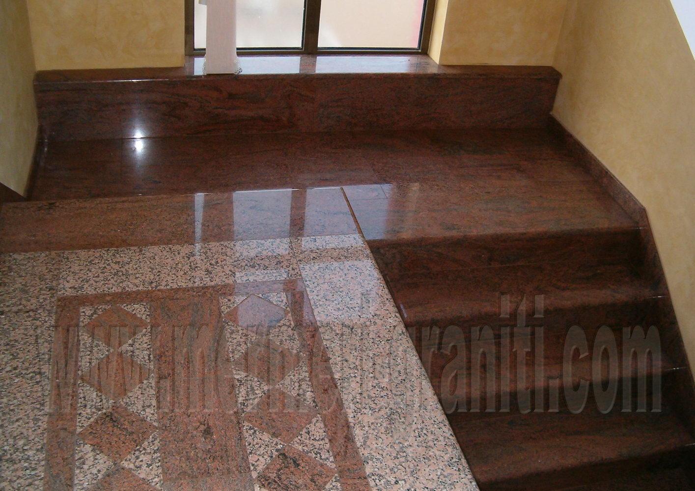 Stepenice od mermera i granita 03