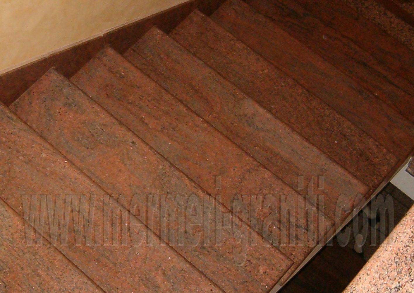 Stepenice od mermera i granita 05