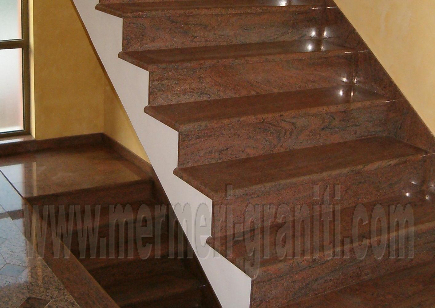 Stepenice od mermera i granita 06