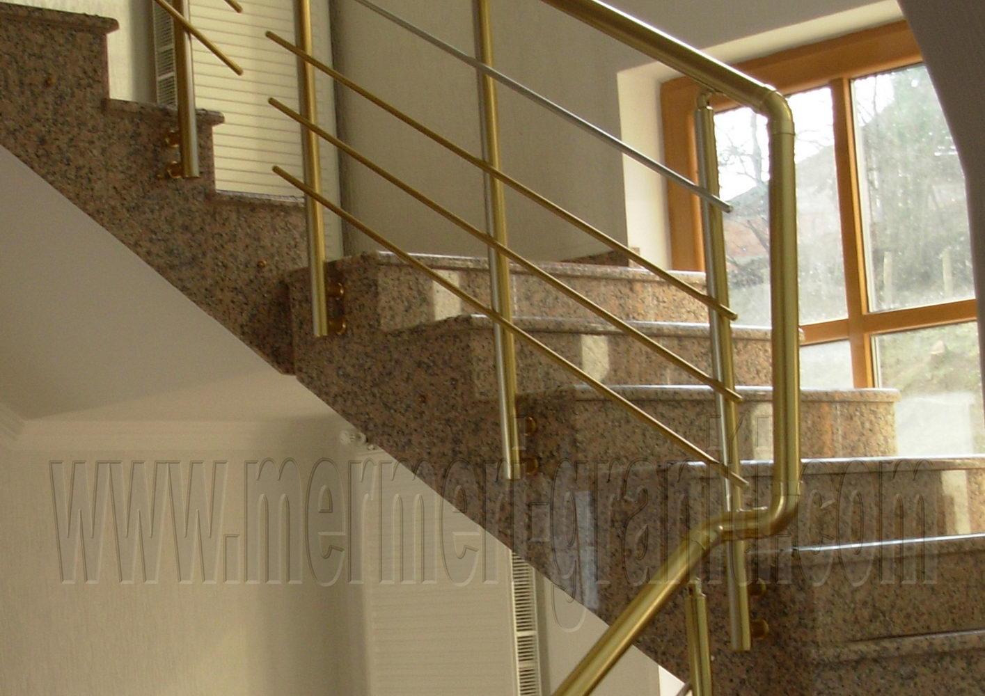 Stepenice od mermera i granita 07